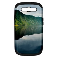 Evening Landscape Samsung Galaxy S Iii Hardshell Case (pc+silicone)