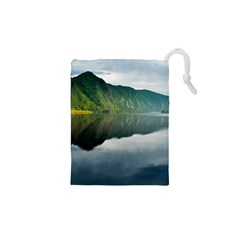 Evening Landscape Drawstring Pouches (xs)