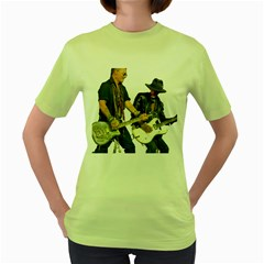 Rnr Women s Green T Shirt