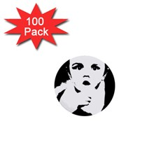 Cupid 1  Mini Buttons (100 Pack)
