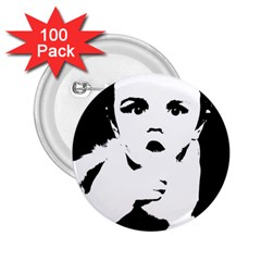 Cupid 2 25  Buttons (100 Pack)