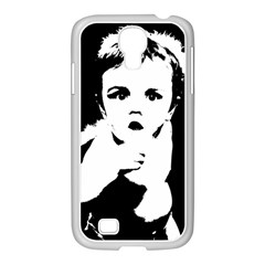 Cupid Samsung Galaxy S4 I9500/ I9505 Case (white)