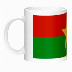 Flag Of Burkina Faso Night Luminous Mugs