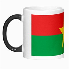 Flag Of Burkina Faso Morph Mugs