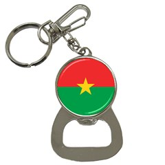 Flag Of Burkina Faso Button Necklaces