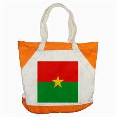 Flag Of Burkina Faso Accent Tote Bag