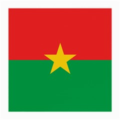 Flag Of Burkina Faso Medium Glasses Cloth (2 Side)