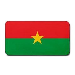 Flag Of Burkina Faso Medium Bar Mats