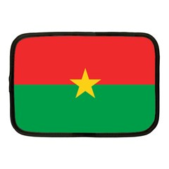 Flag Of Burkina Faso Netbook Case (medium)