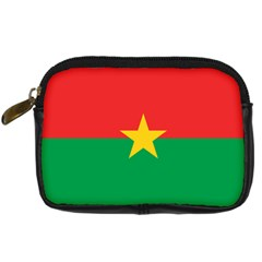 Flag Of Burkina Faso Digital Camera Cases
