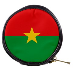 Flag Of Burkina Faso Mini Makeup Bags