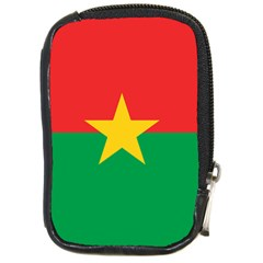 Flag Of Burkina Faso Compact Camera Cases