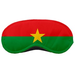 Flag Of Burkina Faso Sleeping Masks