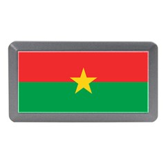 Flag Of Burkina Faso Memory Card Reader (mini)