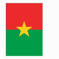 Flag Of Burkina Faso Small Garden Flag (two Sides)