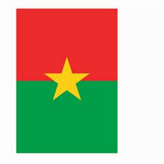 Flag Of Burkina Faso Large Garden Flag (two Sides)