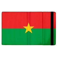 Flag Of Burkina Faso Apple Ipad 3/4 Flip Case