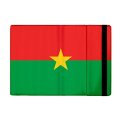 Flag Of Burkina Faso Apple Ipad Mini Flip Case