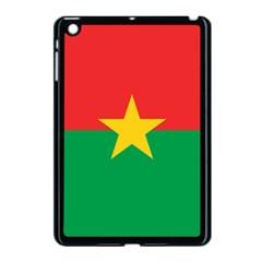 Flag Of Burkina Faso Apple Ipad Mini Case (black)
