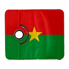 Flag Of Burkina Faso Galaxy S3 (flip/folio)