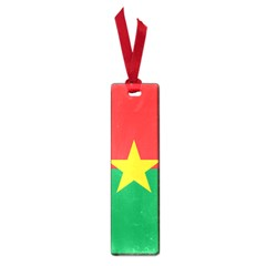 Flag Of Burkina Faso Small Book Marks