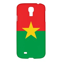 Flag Of Burkina Faso Samsung Galaxy S4 I9500/i9505 Hardshell Case