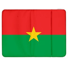 Flag Of Burkina Faso Samsung Galaxy Tab 7  P1000 Flip Case