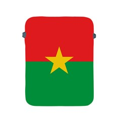 Flag Of Burkina Faso Apple Ipad 2/3/4 Protective Soft Cases