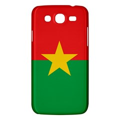 Flag Of Burkina Faso Samsung Galaxy Mega 5 8 I9152 Hardshell Case