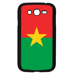Flag Of Burkina Faso Samsung Galaxy Grand Duos I9082 Case (black)