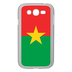 Flag Of Burkina Faso Samsung Galaxy Grand Duos I9082 Case (white)