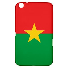 Flag Of Burkina Faso Samsung Galaxy Tab 3 (8 ) T3100 Hardshell Case
