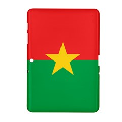 Flag Of Burkina Faso Samsung Galaxy Tab 2 (10 1 ) P5100 Hardshell Case