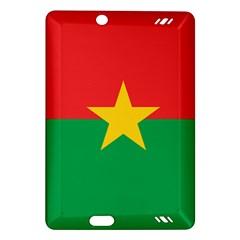 Flag Of Burkina Faso Amazon Kindle Fire Hd (2013) Hardshell Case