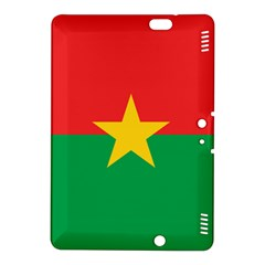 Flag Of Burkina Faso Kindle Fire Hdx 8 9  Hardshell Case