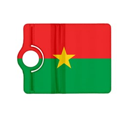 Flag Of Burkina Faso Kindle Fire Hd (2013) Flip 360 Case