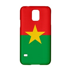 Flag Of Burkina Faso Samsung Galaxy S5 Hardshell Case