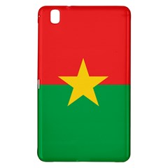Flag Of Burkina Faso Samsung Galaxy Tab Pro 8 4 Hardshell Case