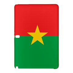 Flag Of Burkina Faso Samsung Galaxy Tab Pro 12 2 Hardshell Case