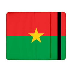 Flag Of Burkina Faso Samsung Galaxy Tab Pro 8 4  Flip Case