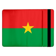 Flag Of Burkina Faso Samsung Galaxy Tab Pro 12 2  Flip Case