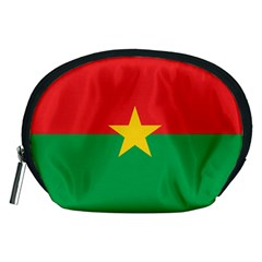 Flag Of Burkina Faso Accessory Pouches (medium)
