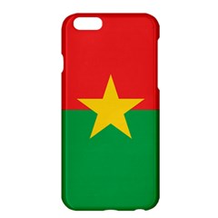 Flag Of Burkina Faso Apple Iphone 6 Plus/6s Plus Hardshell Case