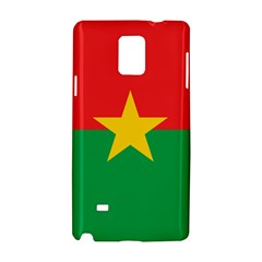 Flag Of Burkina Faso Samsung Galaxy Note 4 Hardshell Case