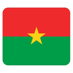 Flag Of Burkina Faso Double Sided Flano Blanket (small)