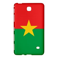 Flag Of Burkina Faso Samsung Galaxy Tab 4 (7 ) Hardshell Case