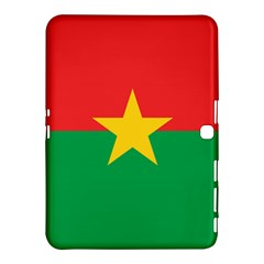 Flag Of Burkina Faso Samsung Galaxy Tab 4 (10 1 ) Hardshell Case
