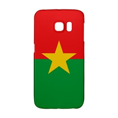 Flag Of Burkina Faso Galaxy S6 Edge