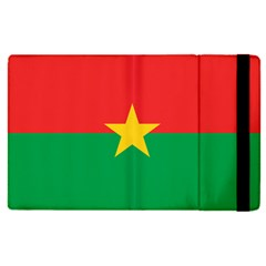 Flag Of Burkina Faso Apple Ipad Pro 12 9   Flip Case