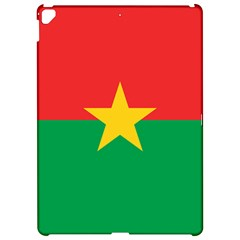 Flag Of Burkina Faso Apple Ipad Pro 12 9   Hardshell Case
